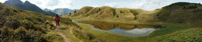 Panoramica del Zollner See