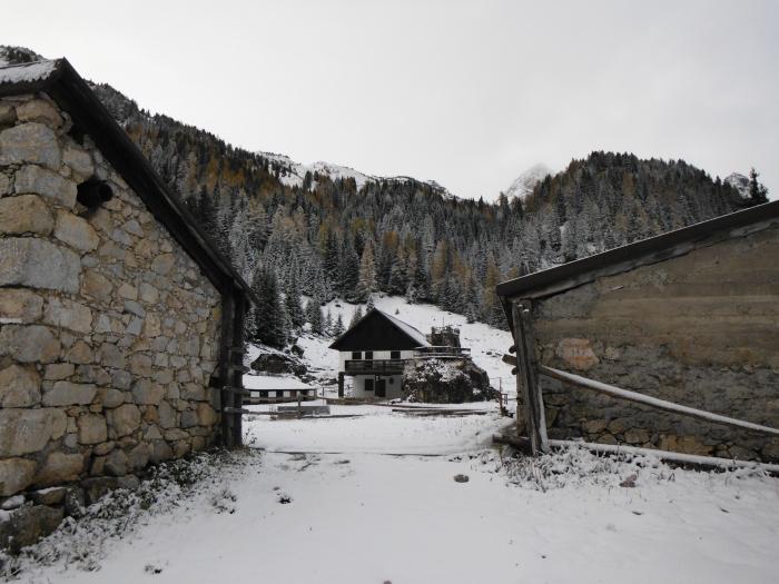 La casera bassa