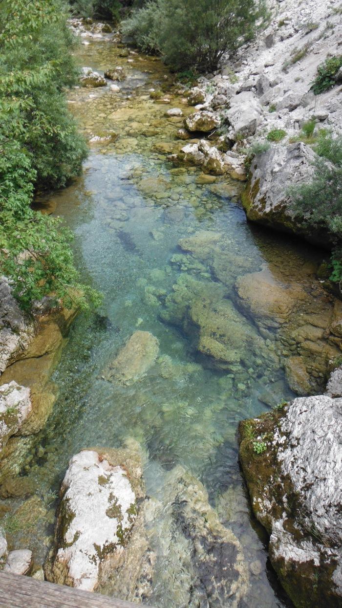 Le acque del Faeit