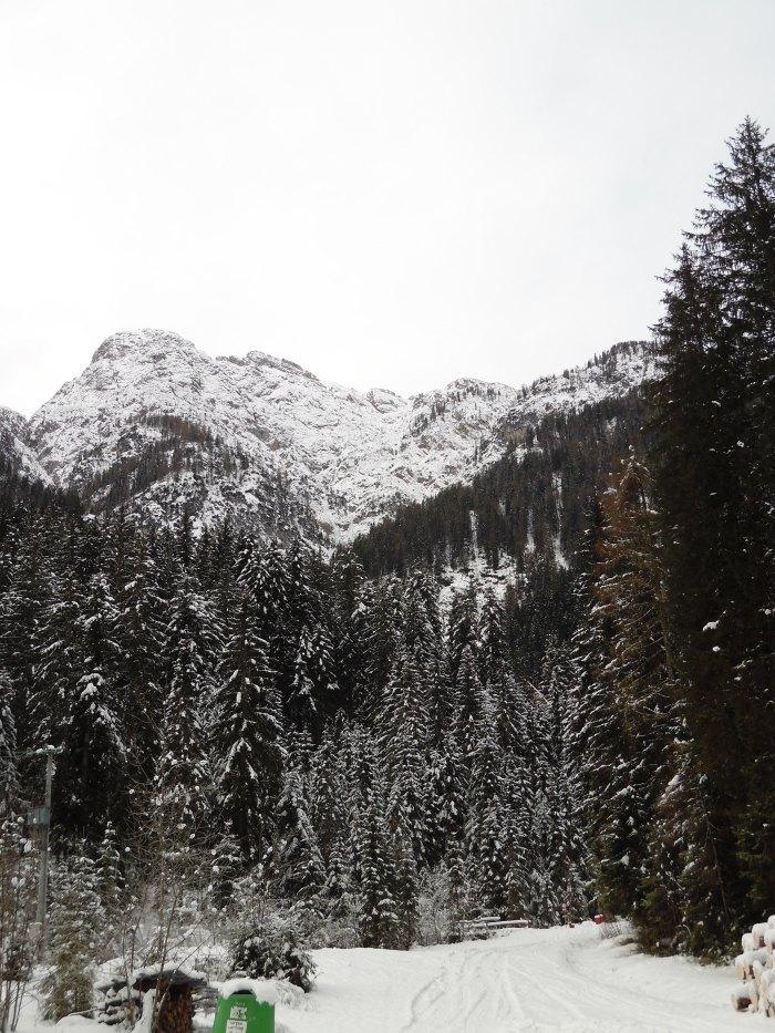 Monte Col e cascate relative