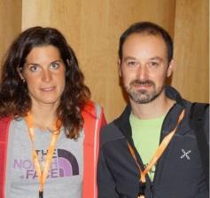 Con Tamara Lunger