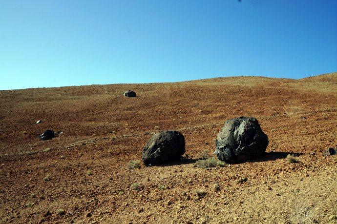 Le uova del Teide