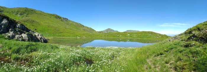 Il lago dei tritoni